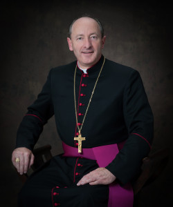 Bishop Cullinan Portrait