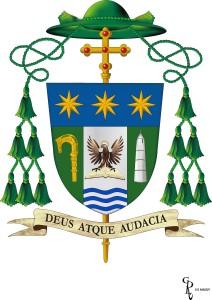 Coat of Arms - Bishop Cullinan
