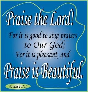 Praise is Beautiful[1]
