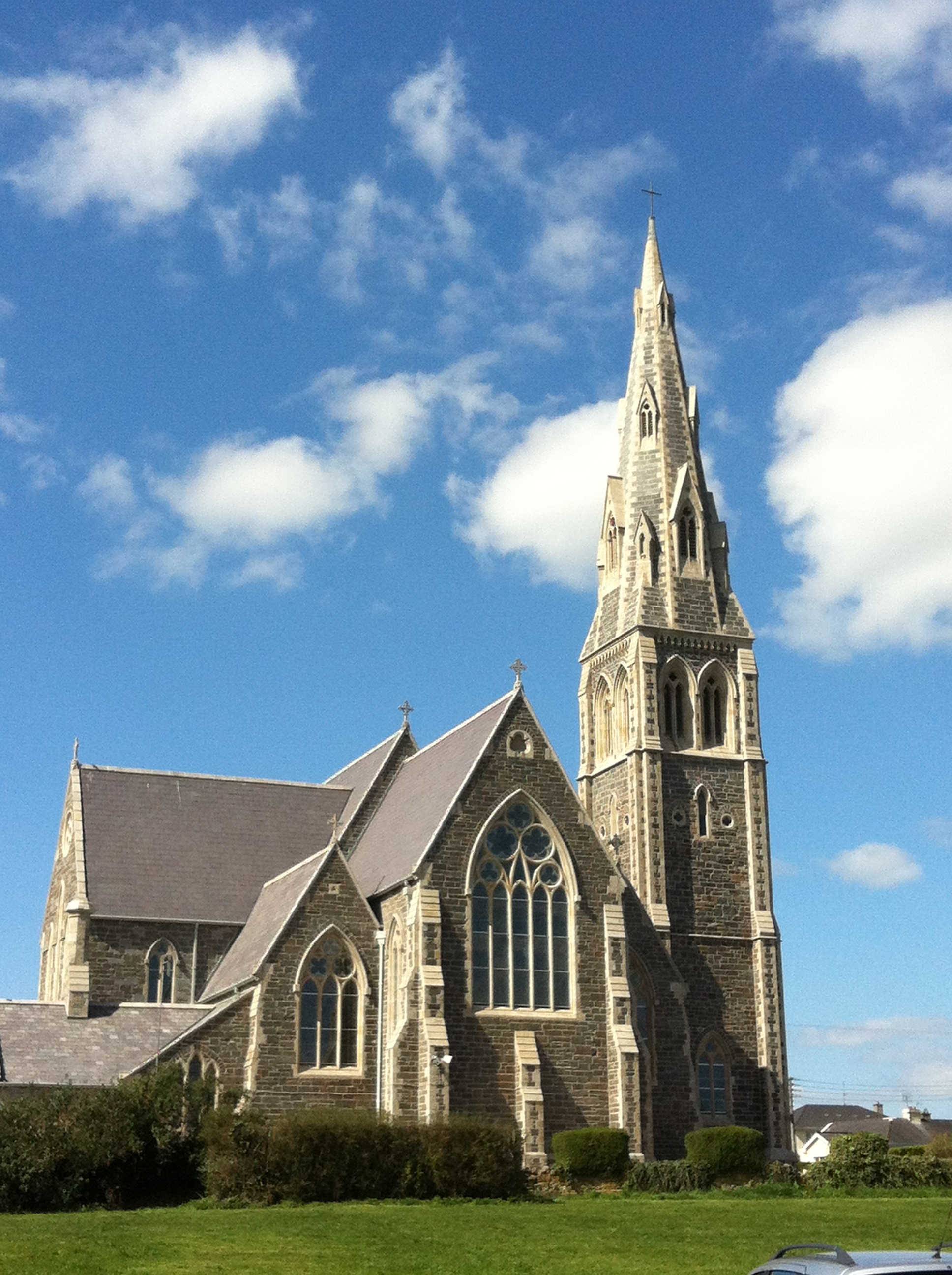Image result for tramore waterford catholic church holy cross