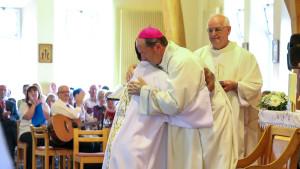 Lasarus & Bishop Cullinan