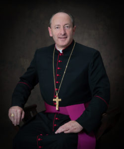 Bishop Cullinan Official Photograph